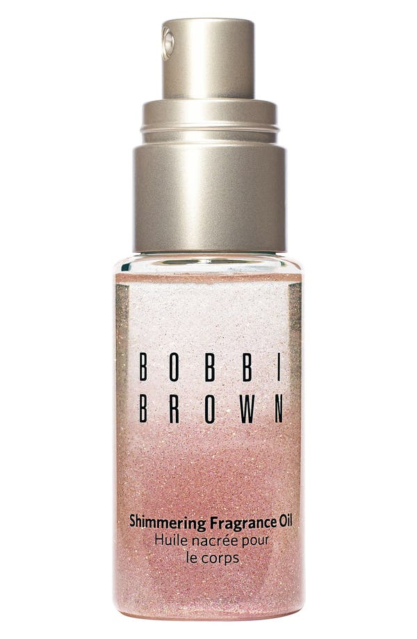 Alternate Image 1 Selected - Bobbi Brown 'Miami Beach' Shimmering Fragrance Oil