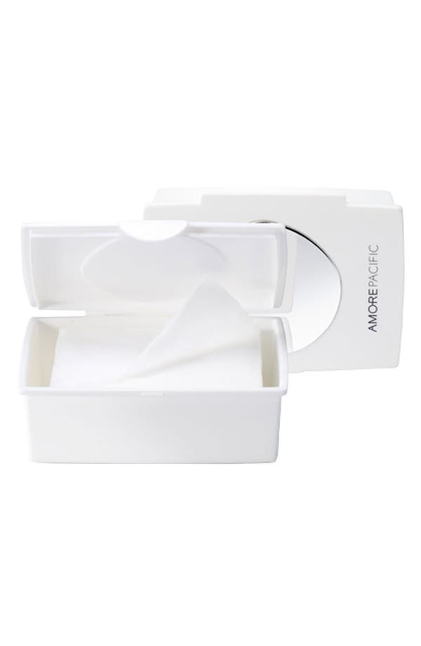 Alternate Image 1 Selected - AMOREPACIFIC 'Treatment' Cleansing Tissues