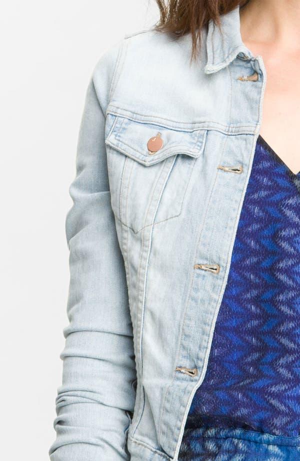 Alternate Image 3  - J Brand Denim Jacket (Atomic)