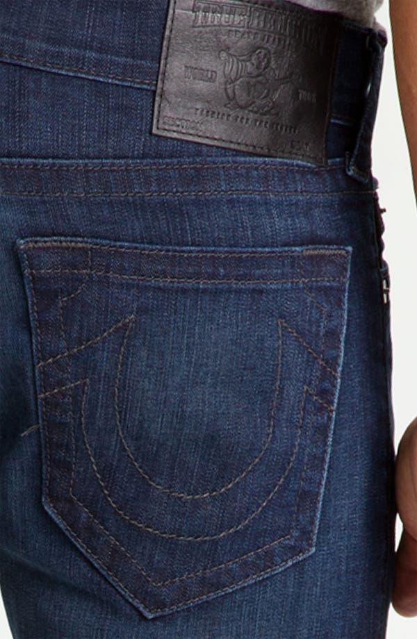 Alternate Image 4  - True Religion Brand Jeans 'Danny' Bootcut Jeans (Franklin)