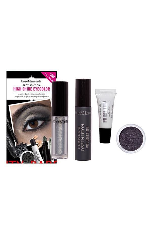 Alternate Image 1 Selected - bareMinerals® 'Spotlight On: High Shine Eyecolor' Kit ($47 Value)