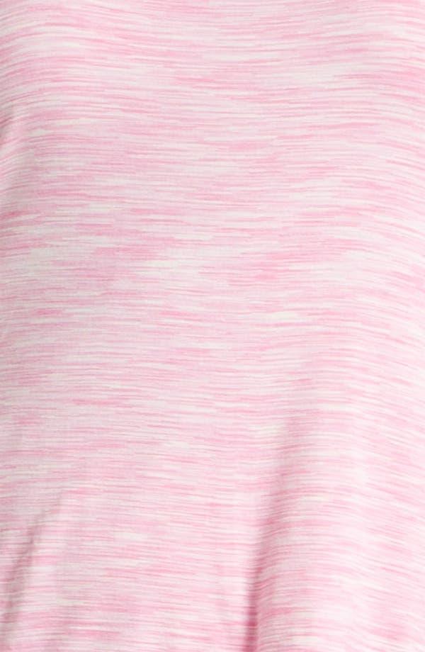 Alternate Image 2  - Hue Space Dye Sleep Tee (Plus)