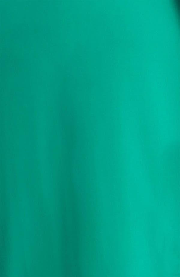 Alternate Image 3  - Donna Morgan Cap Sleeve Stretch Jersey Sheath Dress