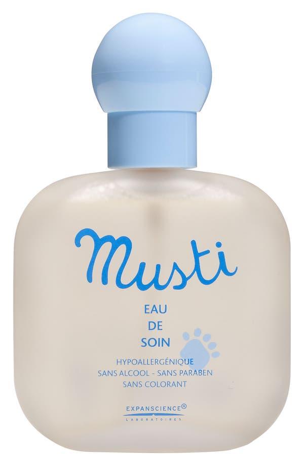 Alternate Image 1 Selected - Mustela® Musti Eau de Soin Spray