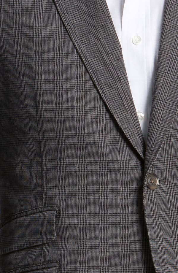Alternate Image 3  - Kroon Stretch Cotton Sportcoat