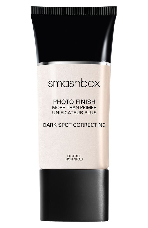 Alternate Image 1 Selected - Smashbox 'Photo Finish' Primer & Dark Spot Corrector