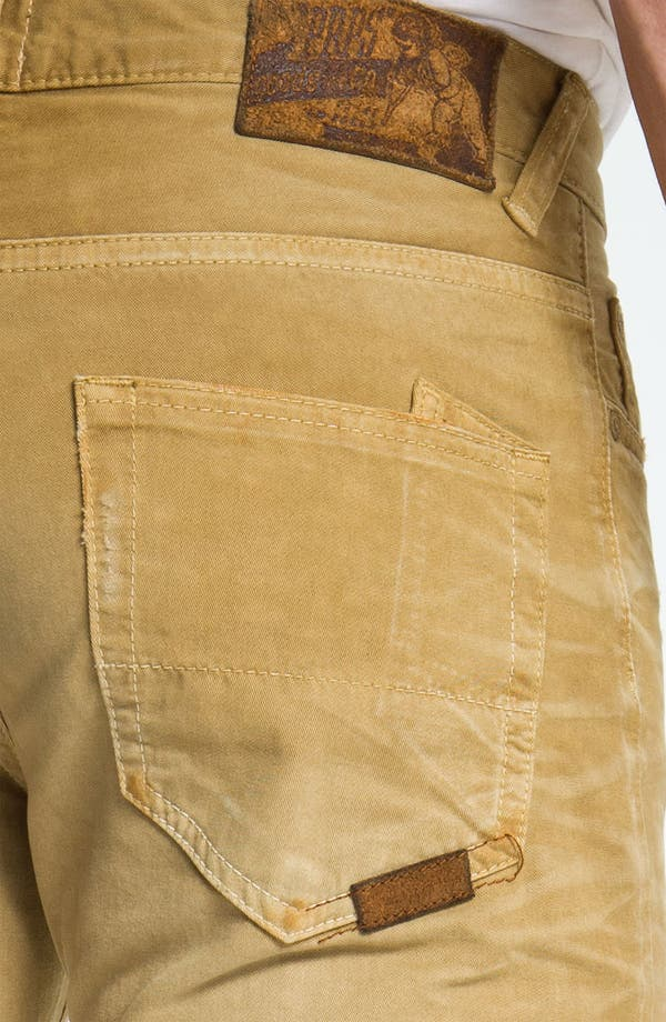 Alternate Image 3  - PRPS 'Rambler' Slim Straight Leg Jeans (Base Camp)