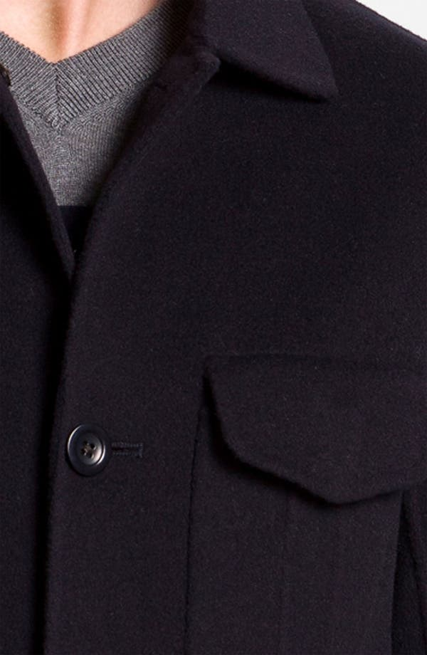 Alternate Image 3  - Vince Wool Blend Worker Jacket