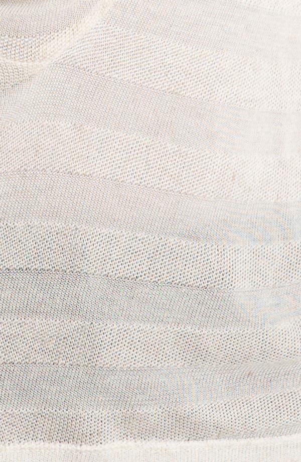 Alternate Image 3  - Stem Sheer Stripe Cowl Neck Top