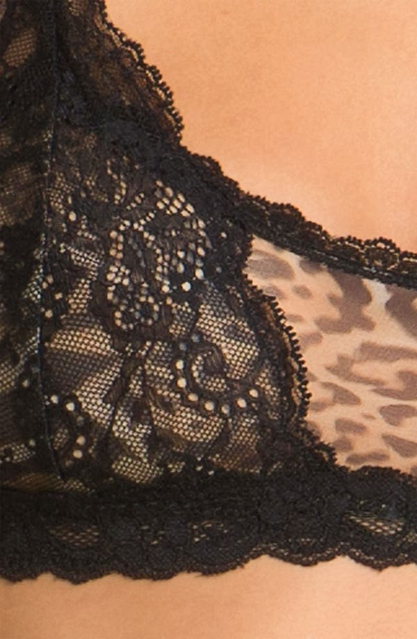 Alternate Image 2  - Hanky Panky 'Nouveau Sheer Enchantment' Bralette