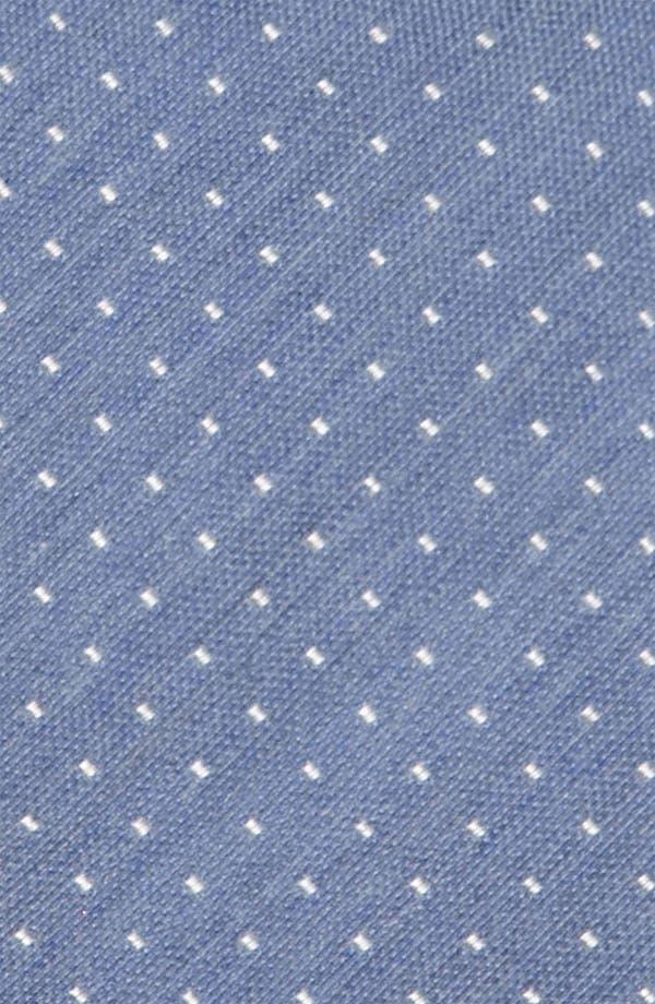 Alternate Image 2  - BOSS Black Woven Tie