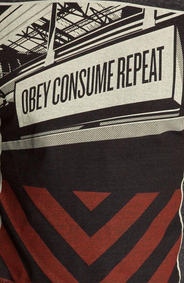 Alternate Image 3  - Obey 'Subway Sign' T-Shirt