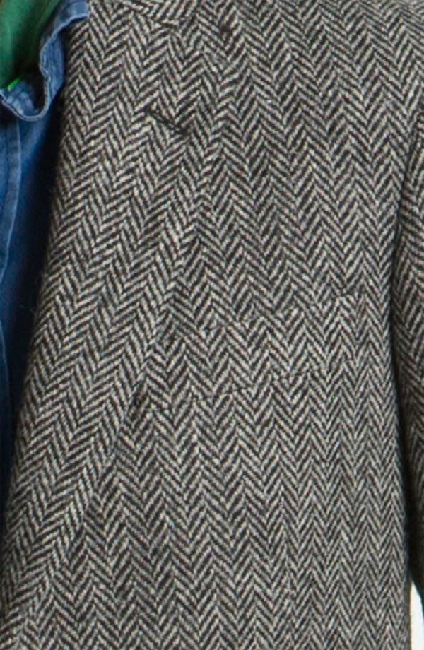Alternate Image 3  - John W. Nordstrom® Herringbone Sportcoat