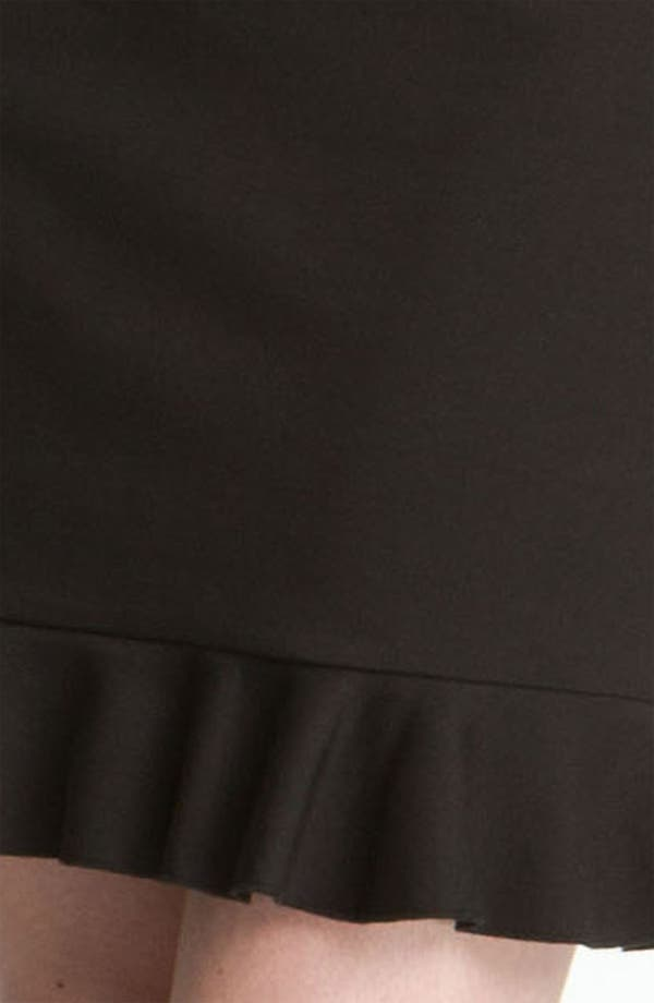 Alternate Image 3  - M Missoni Cutout Detail Ponte Knit Dress