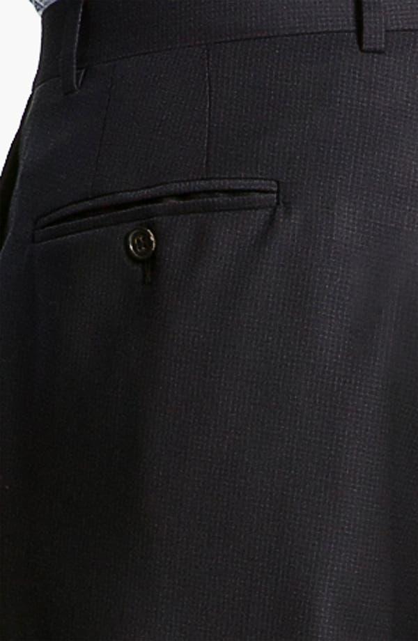 Alternate Image 7  - Ted Baker London 'Jones' Trim Fit Stripe Suit