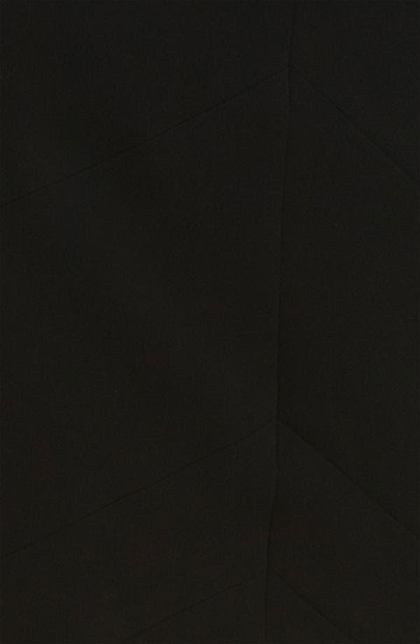 Alternate Image 4  - rag & bone 'Vanhi' Leather Panel Skirt