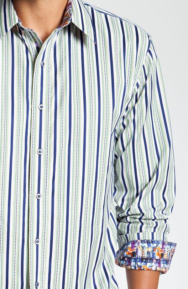Alternate Image 4  - Robert Graham 'Aquitane' Sport Shirt
