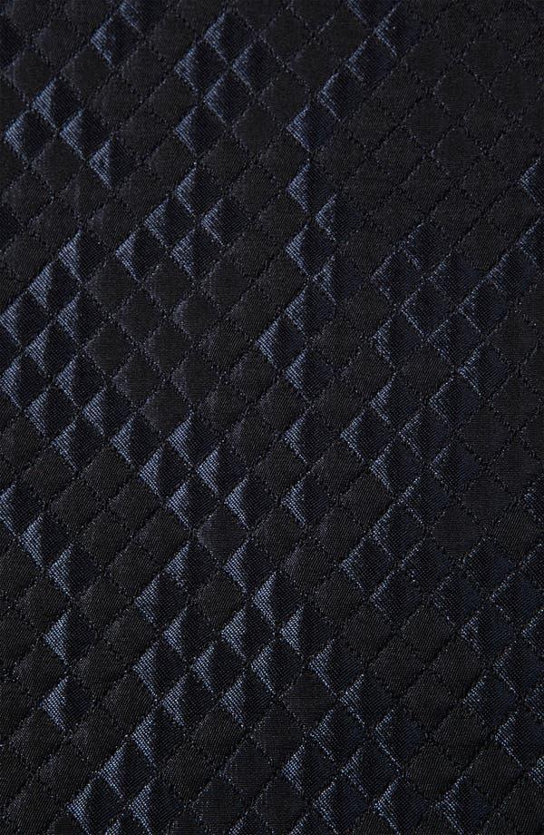 Alternate Image 3  - Topshop Boutique Lustrous Quilted Shorts