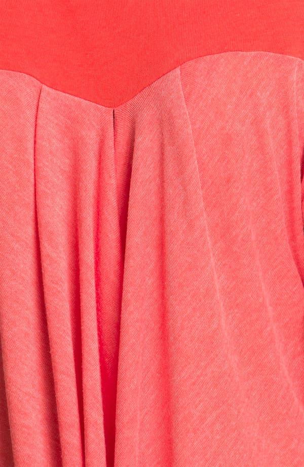Alternate Image 3  - Pink Lotus 'Past Life' Top