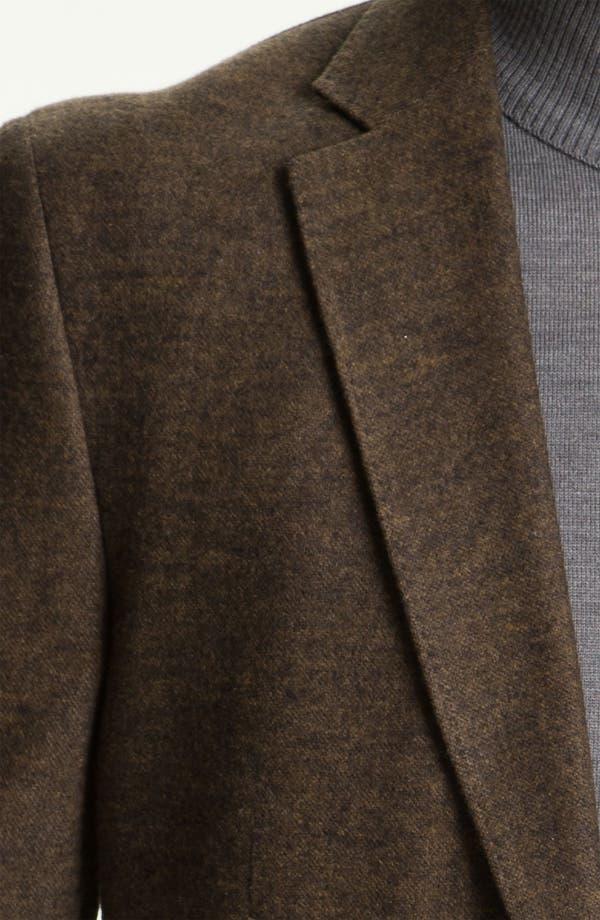 Alternate Image 3  - Kroon 'Harrison' Wool & Cotton Blend  Sportcoat