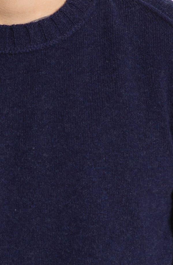 Alternate Image 3  - BOSS Orange Wool Crewneck Sweater
