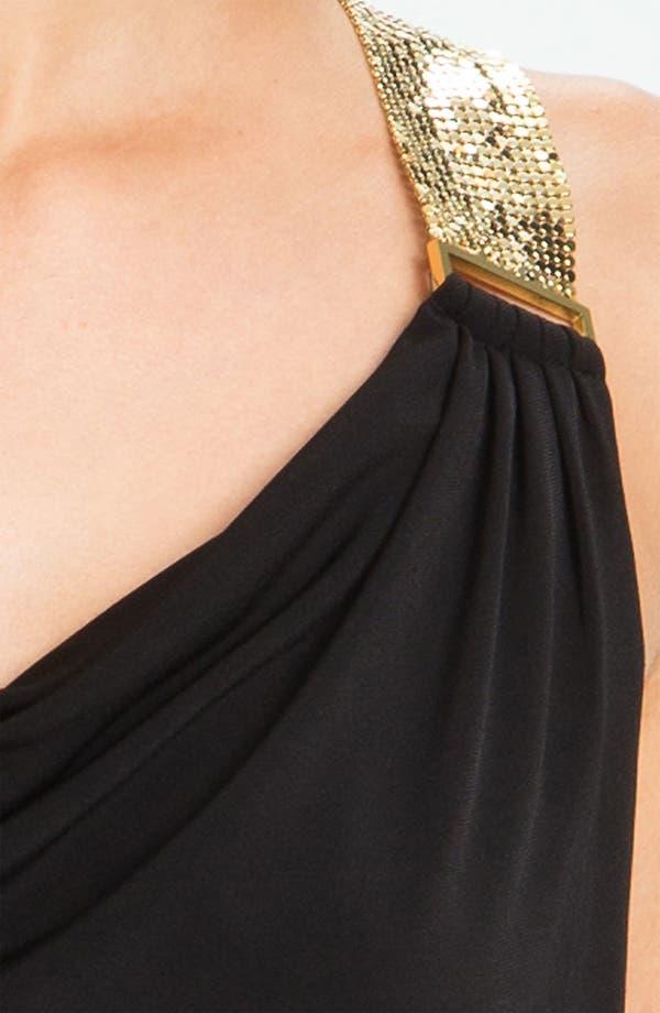 Alternate Image 3  - MICHAEL Michael Kors Metal Strap Dress