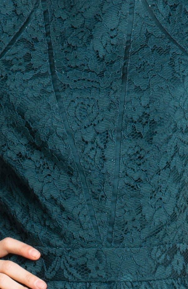 Alternate Image 2  - Tory Burch 'Bovary' Lace Sheath Dress
