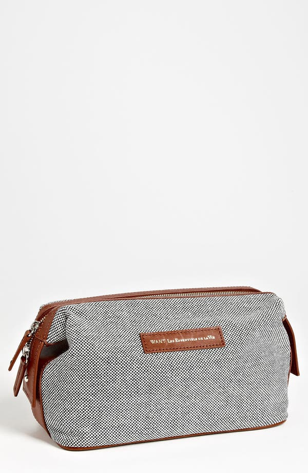 Alternate Image 1 Selected - WANT Les Essentiels de la Vie 'Kenyatta' Dopp Kit