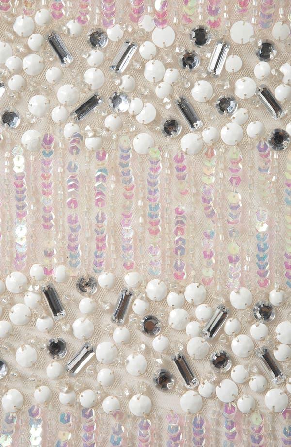 Alternate Image 3  - Topshop Iridescent Crop Top