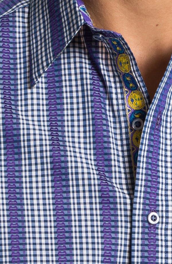 Alternate Image 4  - Robert Graham 'Kyoto' Sport Shirt