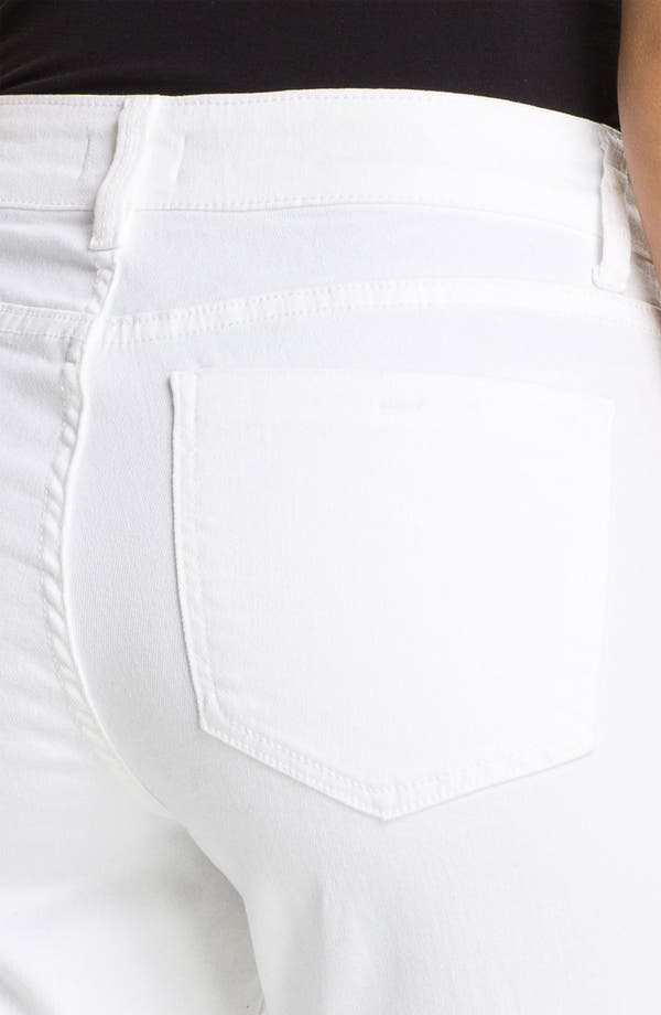 Alternate Image 3  - NYDJ 'Kendall' Roll Cuff Stretch Crop Jeans