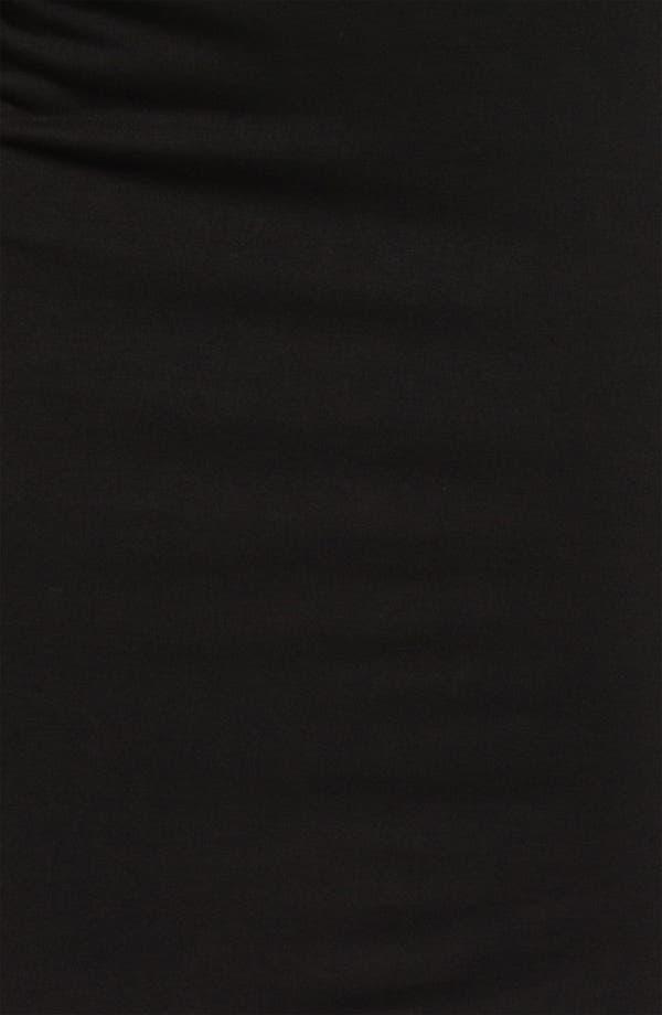 Alternate Image 3  - Velvet by Graham & Spencer Blouson Bodice Chiffon & Jersey Dress