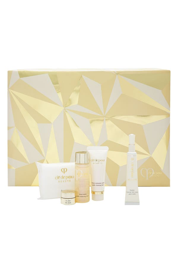 Alternate Image 1 Selected - Clé de Peau Beauté 'Luminizing Eye' Collection ($200 Value)