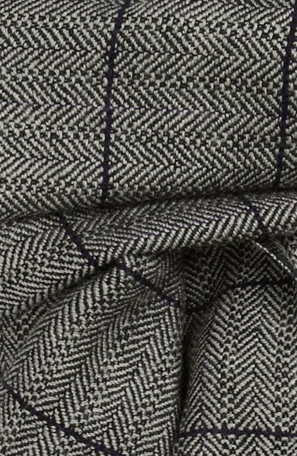 Alternate Image 2  - Polo Ralph Lauren Houndstooth Wool Scarf