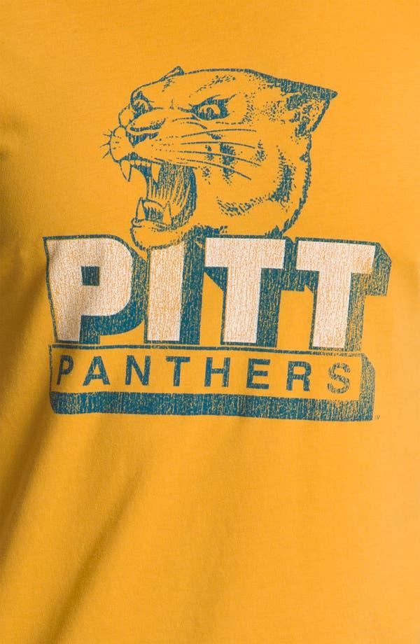 Alternate Image 3  - The Original Retro Brand 'Pittsburgh Panthers' T-Shirt