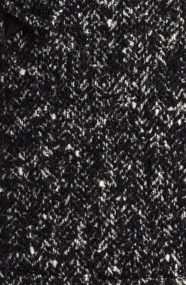 Alternate Image 3  - Burberry Brit Wool Blend Coat