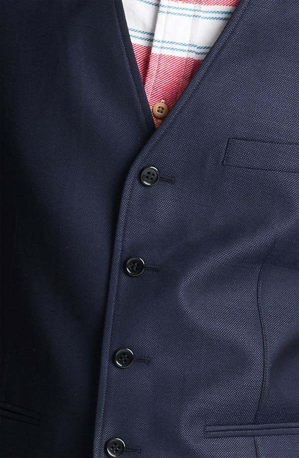 Alternate Image 3  - Topman 'Chester' Waistcoat