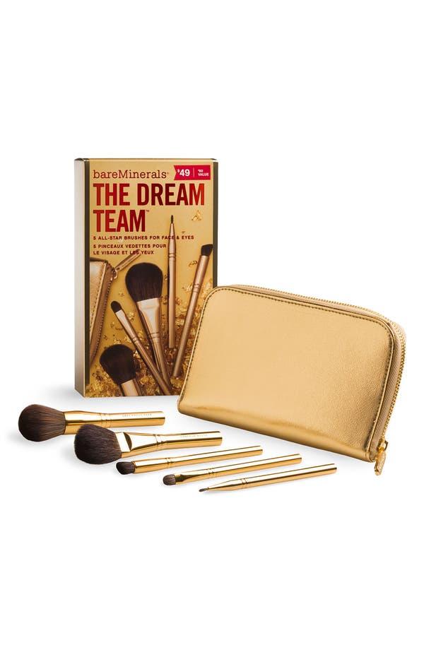 Alternate Image 1 Selected - bareMinerals® 'The Dream Team™' Brush Set ($90 Value)