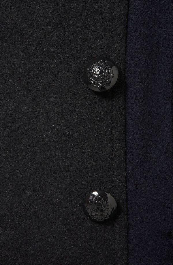 Alternate Image 3  - Topshop Utilitarian Coat