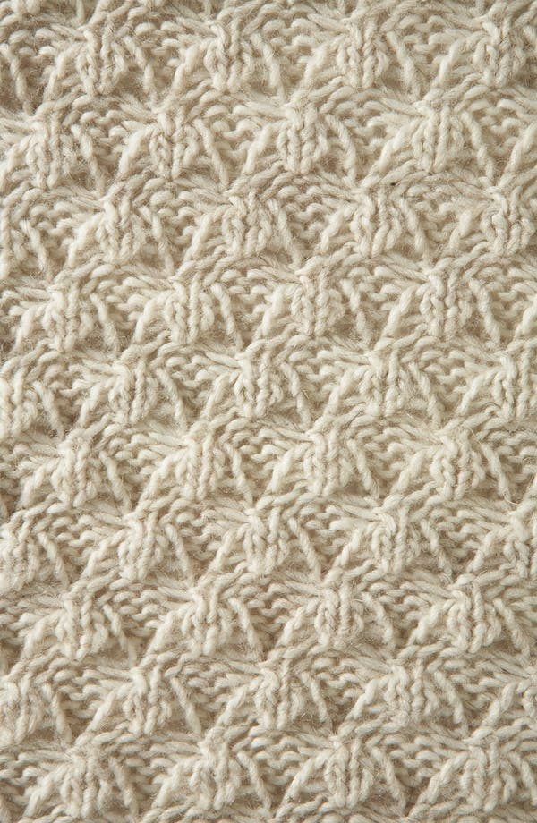 Alternate Image 3  - Topshop Chunky Sweater Hoodie