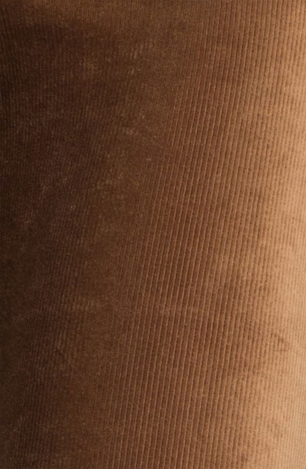 Alternate Image 2  - Hue Corduroy Leggings