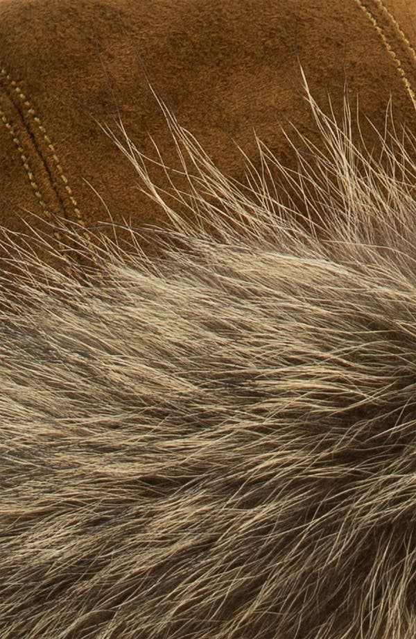 Alternate Image 2  - Eric Javits 'Capuchon III' Genuine Racoon Fur Trim Hood