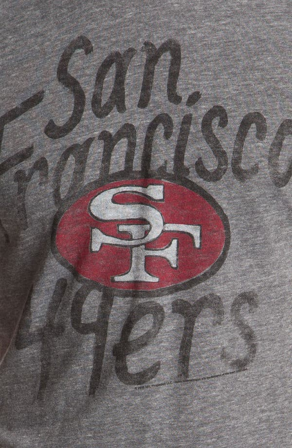 Alternate Image 3  - Junk Food 'San Francisco 49ers' T-Shirt