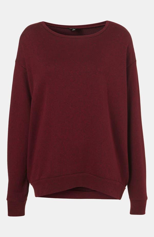 Alternate Image 1 Selected - Topshop Slouchy Sweatshirt