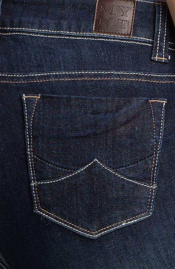 Alternate Image 3  - Mynt 1792 'Tribeca' Skinny Jeans (Plus)