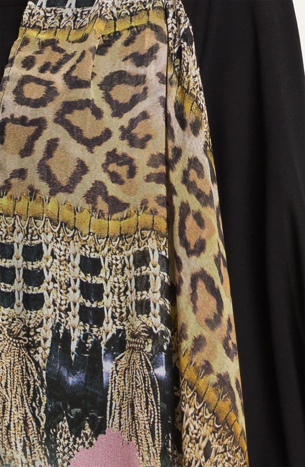 Alternate Image 3  - Alberto Makali Tassel Print Fringed Jacket