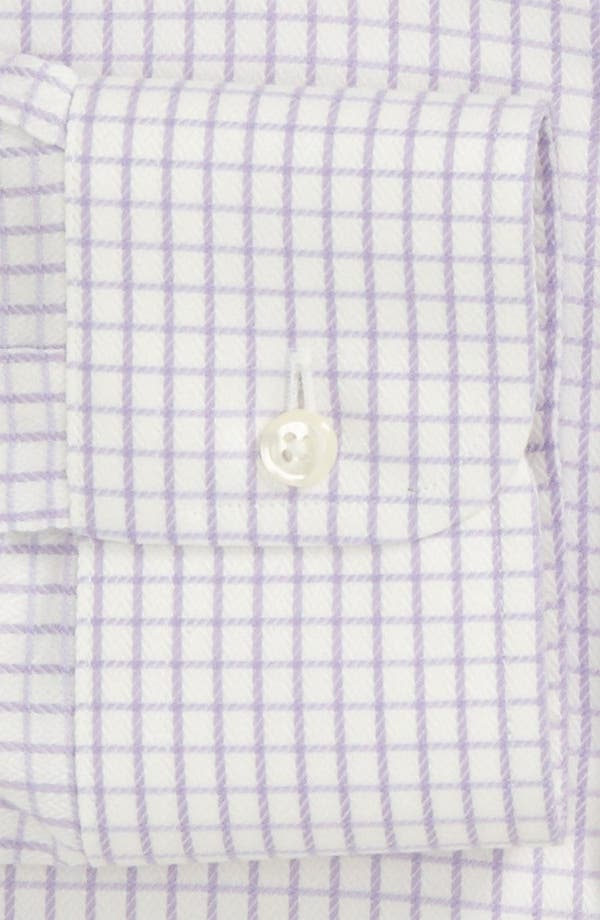 Alternate Image 2  - Nordstrom Smartcare™ Traditional Fit Dress Shirt