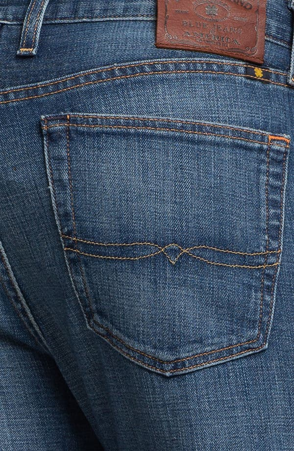 Alternate Image 4  - Lucky Brand '329 Classic' Straight Leg Jeans (Zenith Point)