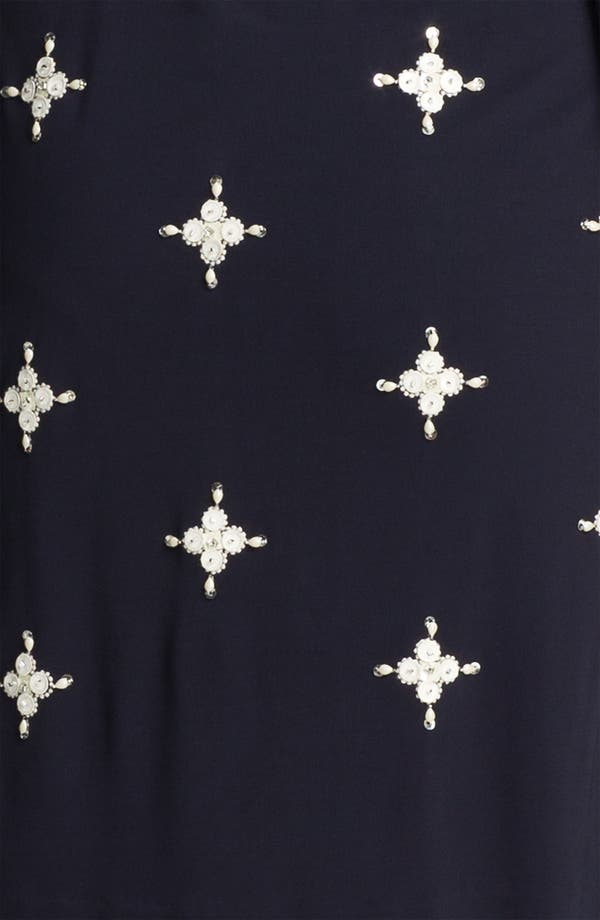 Alternate Image 3  - Tory Burch 'Carleton' Embellished Shift Dress