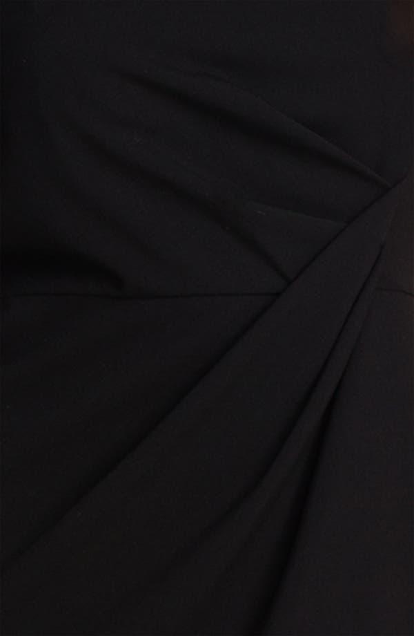 Alternate Image 3  - Calvin Klein Drape Waist Sheath Dress